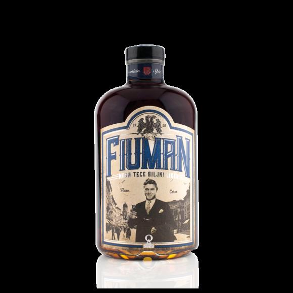 Fiuman - Gorki biljni liker - 0.7L | Suza T.B.